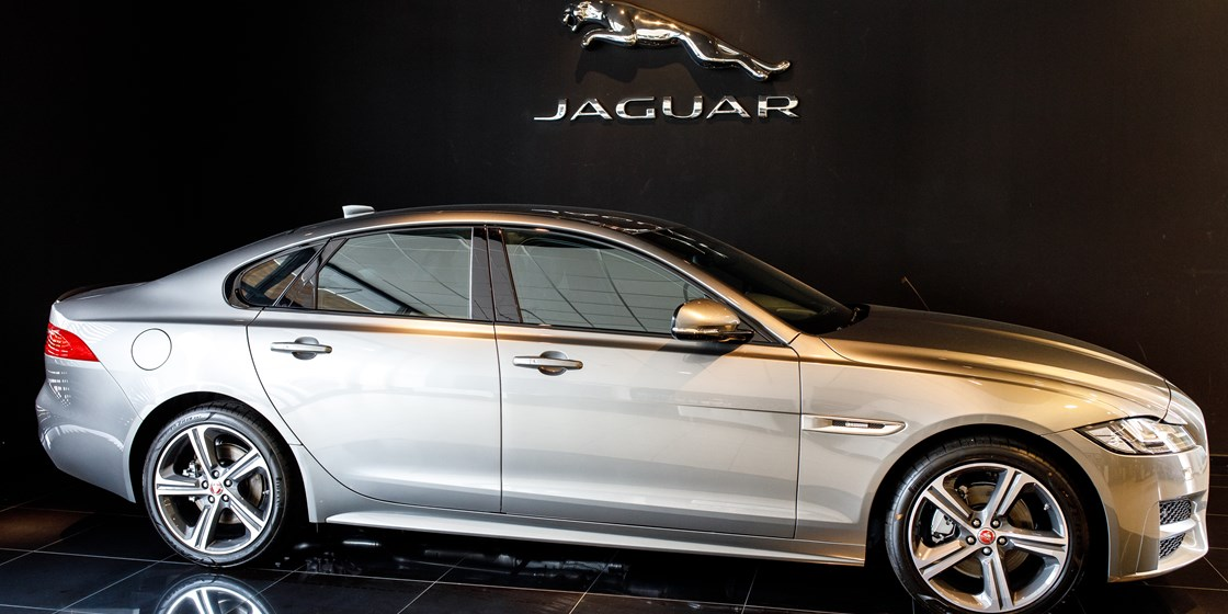 Jaguar Land Rover Mystery Guest Research excap